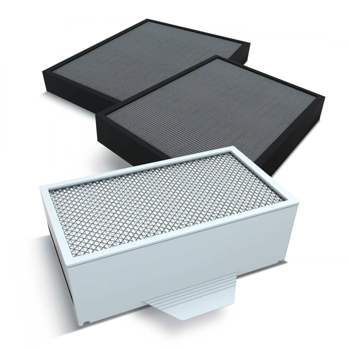 Annual compact filter set
