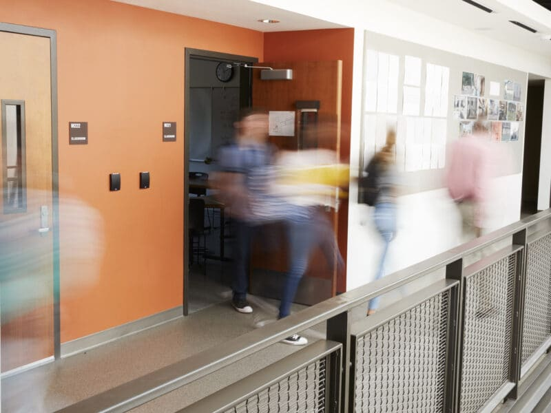 Case Study: Air Purifiers Helping Schools Reopen Safely